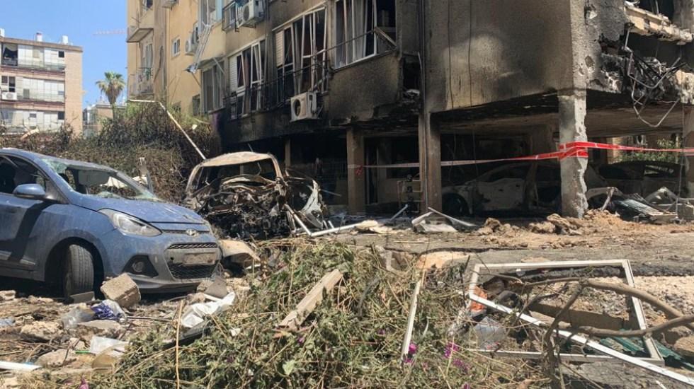 """Israel pide a Gobierno de México condenar """"terrorismo"""" de Hamás - Israel Hamas Palestina"""