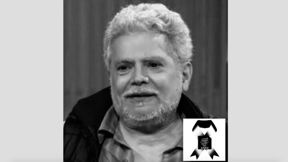 Murió  a los 67 años el actor y escritor Jaime Garza - Jaime Garza