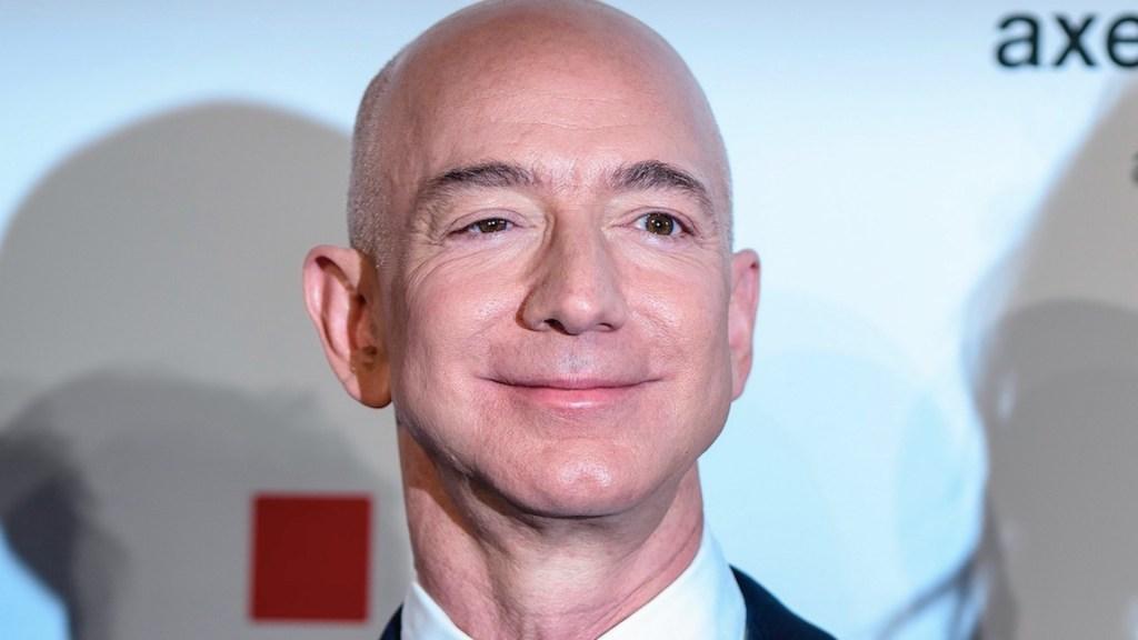 Jeff Bezos dejará de ser consejero delegado de Amazon el 5 de julio - Jeff Bezos dejará de ser consejero delegado de Amazon el 5 de julio. Foto de EFE
