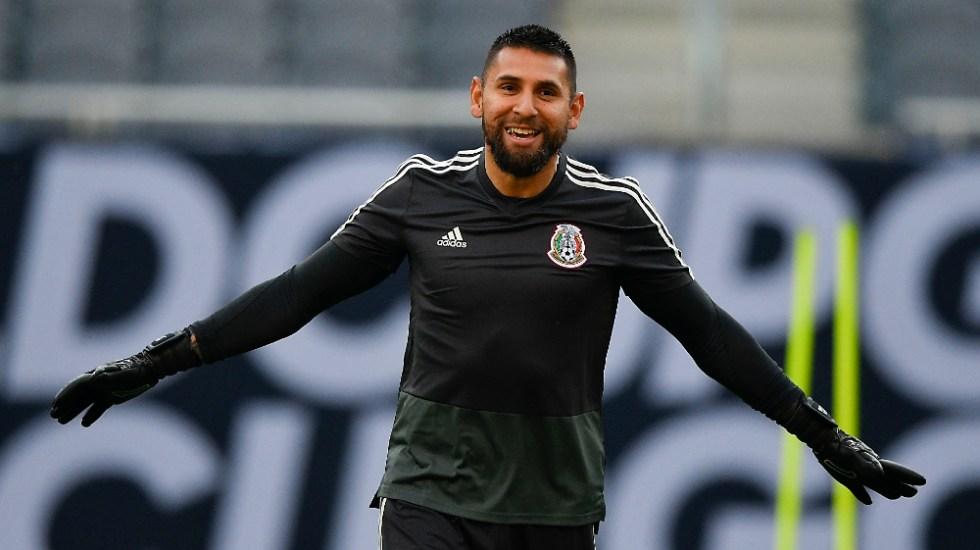 Guardameta Jonathan Orozco sale de la Selección mexicana por lesión - Jonathan Orozco
