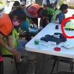 Resultan lesionados tres trabajadores en Zona Cero de la Línea 12 durante labores de desmantelamiento