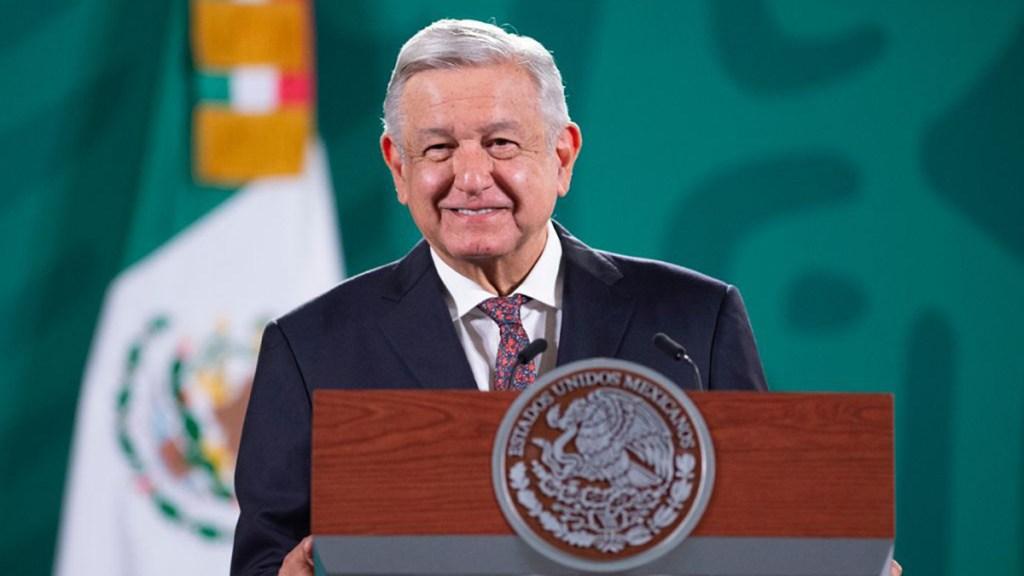 López Obrador es un peligro para la democracia en México: The Economist - Presidente López Obrador. Foto de Gobierno de México
