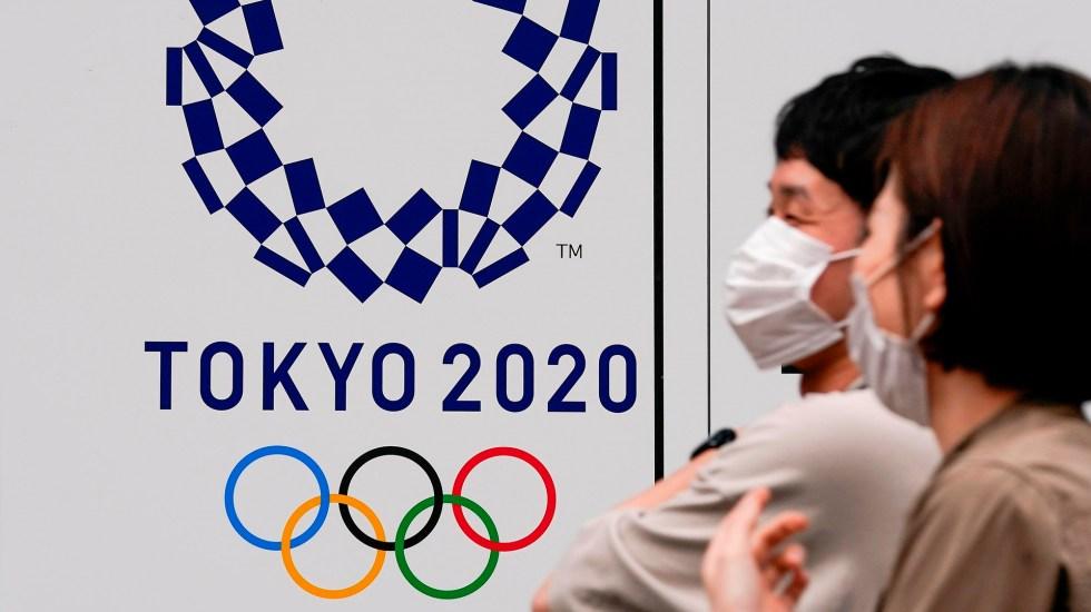 Japón extiende estado de emergencia hasta junio, a un mes de los JJ.OO. - Los Juegos Olímpicos de Tokio se celebrarán en julio. Foto de EFE