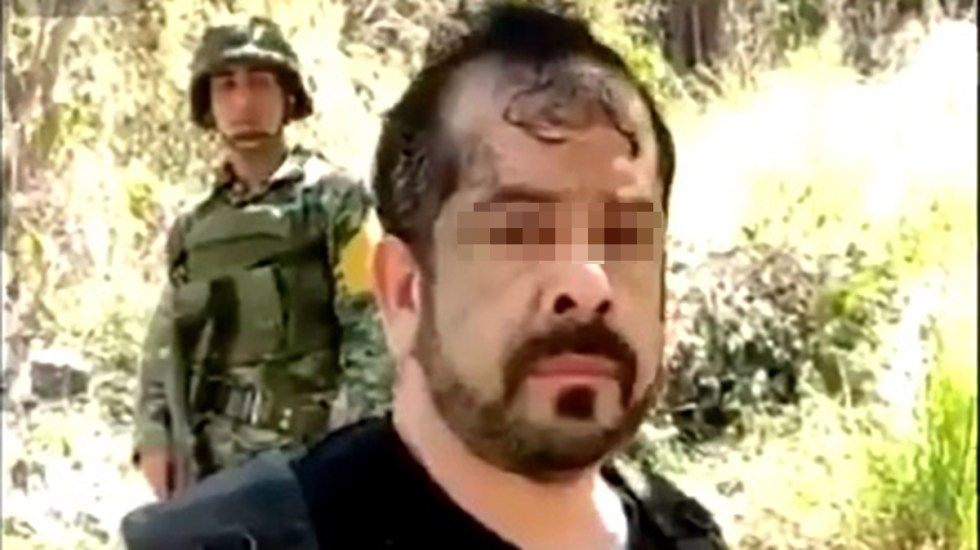 Vinculan a proceso al 'M3', jefe de sicarios del CJNG - 'M3', jefe de sicarios del CJNG. Captura de pantalla