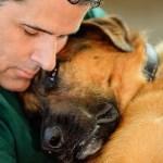 Murió 'Bernie', perro de Marco Antonio Regil