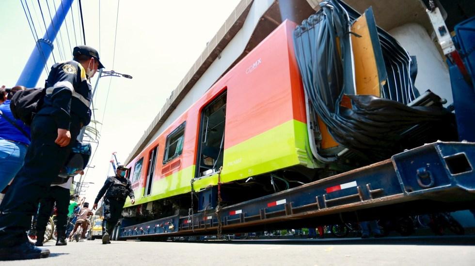Suman 23 víctimas mortales identificadas por accidente en la Línea 12 del Metro