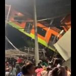 Así colapsó trabe de la Línea 12 del Metro - Metro estructura Línea 12 colapso