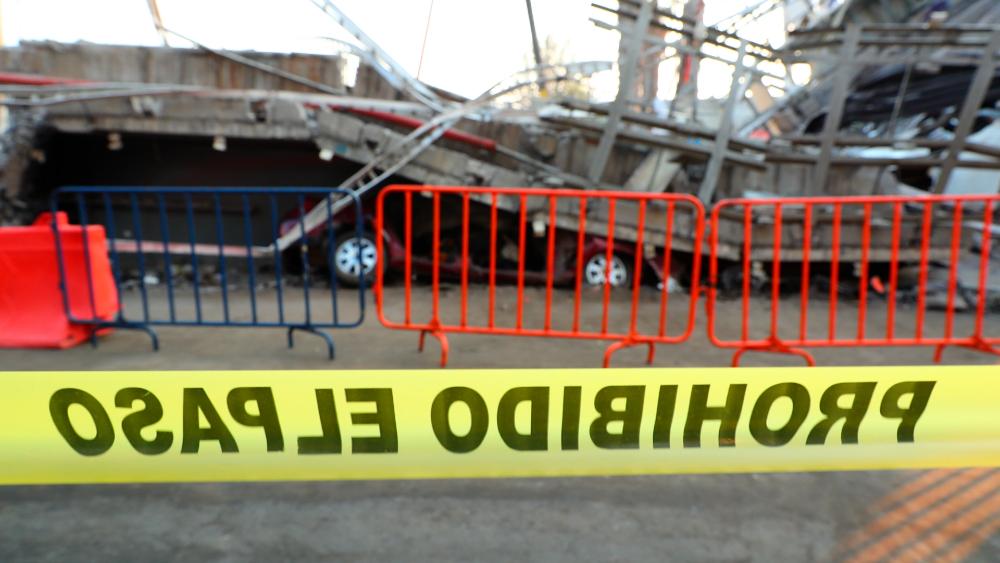 Aún hospitalizadas 39 personas por colapso en Línea 12 del Metro - Metro Linea 12 colapso CDMX escombros