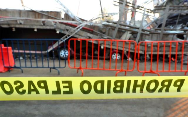 PGJCDMX: por falta de pernos, colapso de L12; imputarán a personas físicas y morales por homicidio, lesiones y daños en propiedad - Metro Linea 12 colapso CDMX escombros
