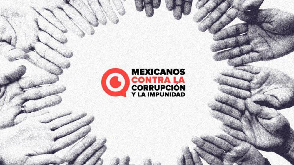 Mexicanos Contra la Corrupción y la Impunidad MCCI nota diplomática