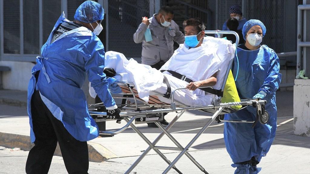 México registró 50 muertes por COVID-19 este domingo, la menor cifra desde abril de 2020 - México COVID-19 coronavirus pandemia epidemia