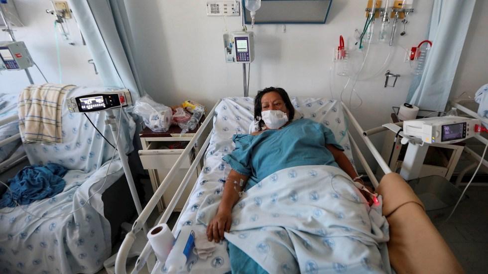 Aumentan hospitalizaciones por COVID-19 en la Ciudad de México - México COVID-19 coronavirus pandemia hospital