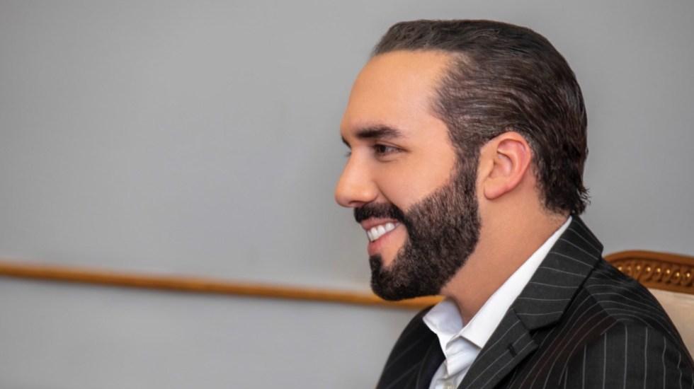 EE.UU. retira apoyos a instituciones de El Salvador - El presidente de El Salvador, Nayib Bukele. Foto de Twitter @nayibbukele