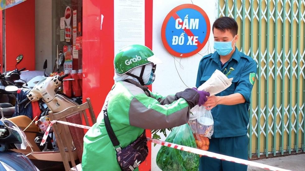 Vietnam detecta variante de COVID-19 de mutaciones india y británica - Vietnam detecta una variante de COVID-19 que mezcla las india y británica. Foto de EFE