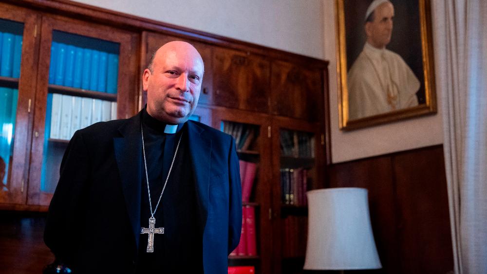 Debemos ir todos juntos contra crimen organizado: nuncio Franco Coppola - nuncio Franco Coppola
