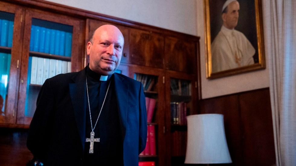 Episcopado reconoce casos de pederastia, pero asegura que han disminuido - nuncio Franco Coppola