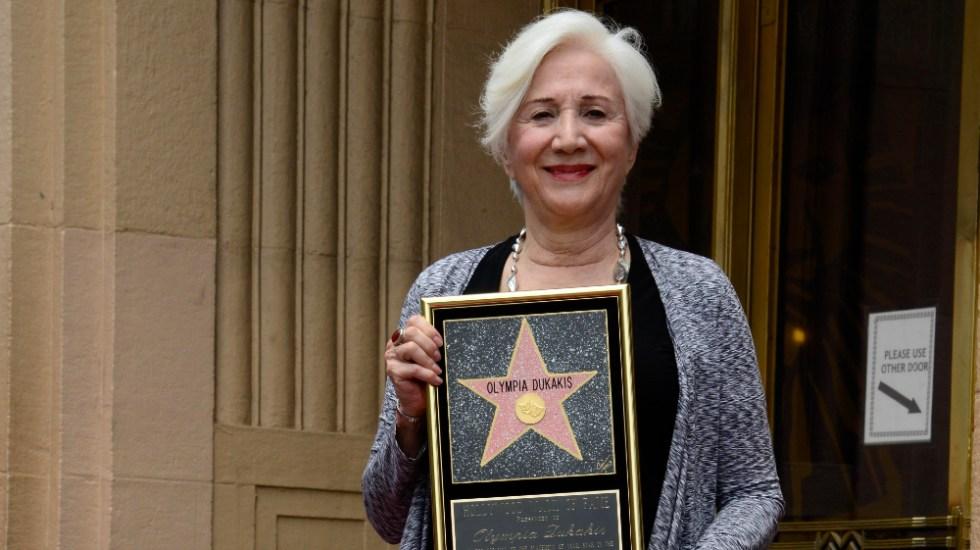 Murió la actriz Olympia Dukakis a los 89 años - Olympia Dukakis