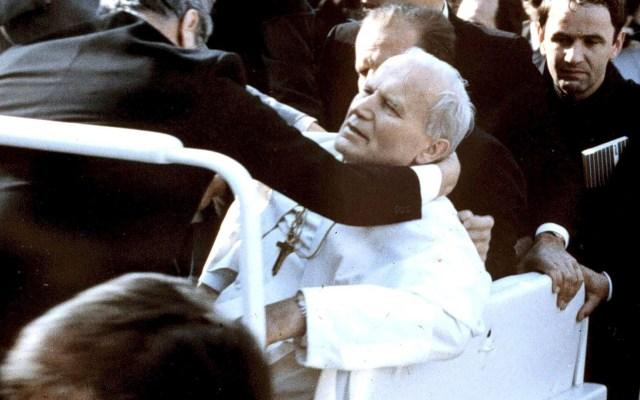 Misterios sin resolver a 40 años del atentado contra Juan Pablo II - Papa Juan Pablo II atentado disparo