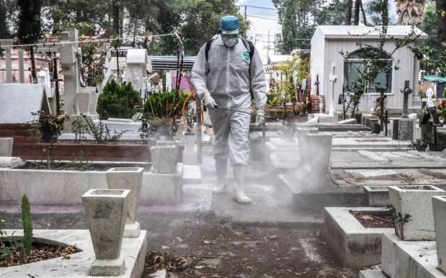 Panteones de la Ciudad de México permanecerán abiertos por Día de las Madres - Panteones de la Ciudad de México permanecerán abiertos por Día de las Madres. Foto de OEM