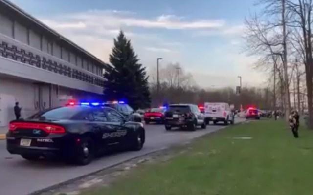 Tiroteo en casino de Estados Unidos deja dos muertos y un herido - Policía en casino de Wisconsin por tiroteo. Captura de pantalla / GBCrimeReports
