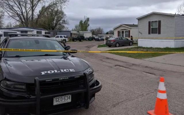 Tiroteo en fiesta de cumpleaños en Colorado deja seis muertos - Policía tiroteo Colorado Estados Unidos