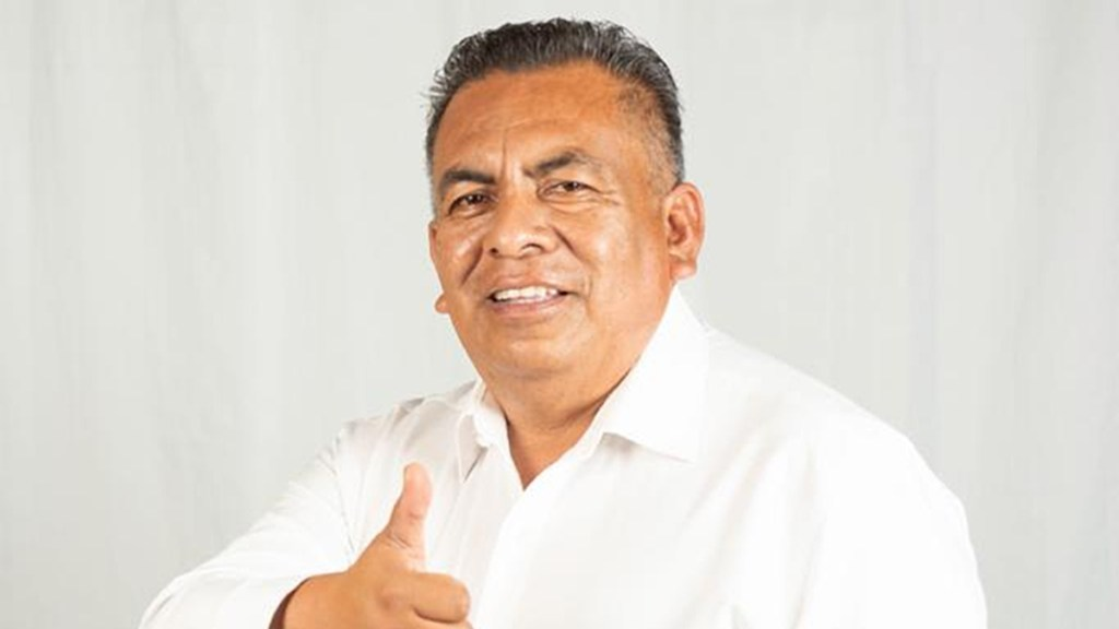 Reportan como desaparecido a candidato a alcaldía de Acajete, Puebla - Porfirio Lima, candidato a la alcaldía de Acajete, Puebla. Foto de Facebook / Doctor Porfirio E Lima