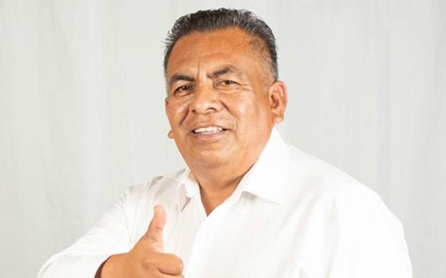 Candidato a la alcaldía de Acajete, Puebla, habría fingido su secuestro - Porfirio Lima, candidato a la alcaldía de Acajete, Puebla. Foto de Facebook / Doctor Porfirio E Lima
