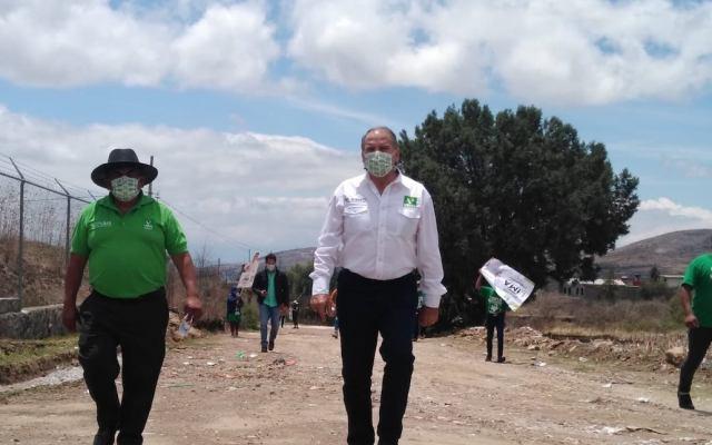 Barbosa exige liberación de Porfirio Lima, candidato del Partido Verde a alcaldía de Acajete, Puebla - Porfirio Lima. Foto de Doctor-Porfirio-E-Lima / Facebook.