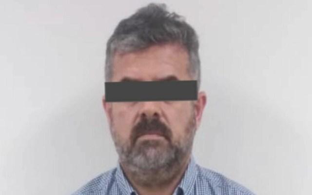 Detienen a presunto autor intelectual del líder de Coparmex en SLP - Raul N autor intelectual lider Coparmex SLP