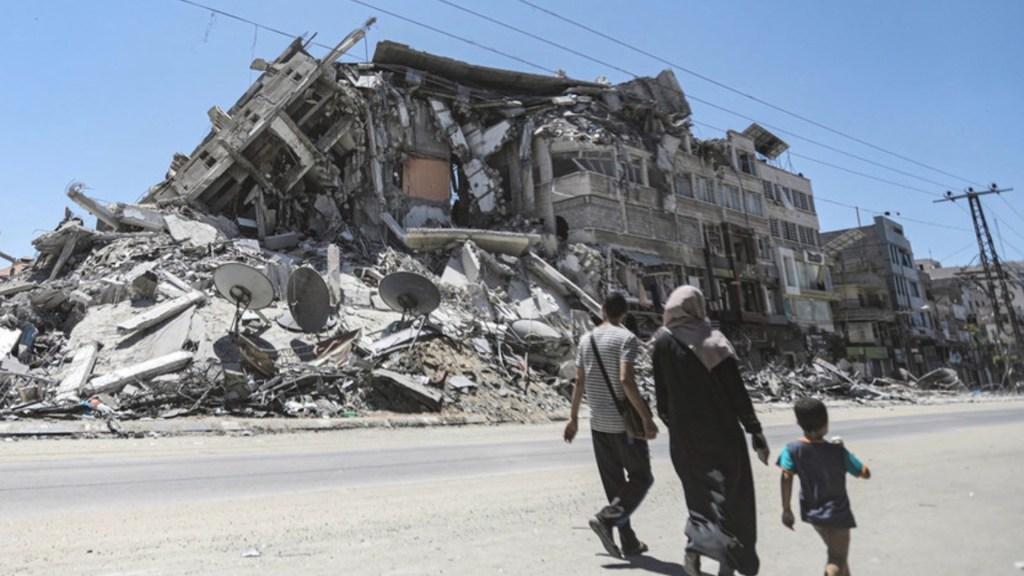 ONU pide 95 millones de dólares para reconstrucción palestina - ONU pide 95 millones de dólares para reconstrucción palestina. Foto de ONU