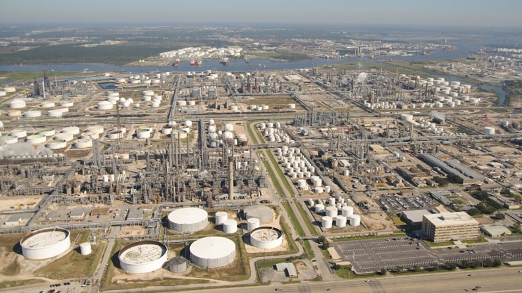Shell vendió refinería Deer Park a Pemex tras oferta no solicitada - Refinería Deer Park de Shell. Foto de Google Maps / Shell Deer Park Manufacturing