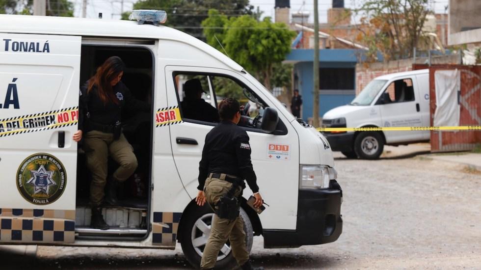 Encuentran 70 bolsas con restos humanos en Jalisco - Encuentran 70 bolsas con restos humanos en Jalisco. Foto de EFE