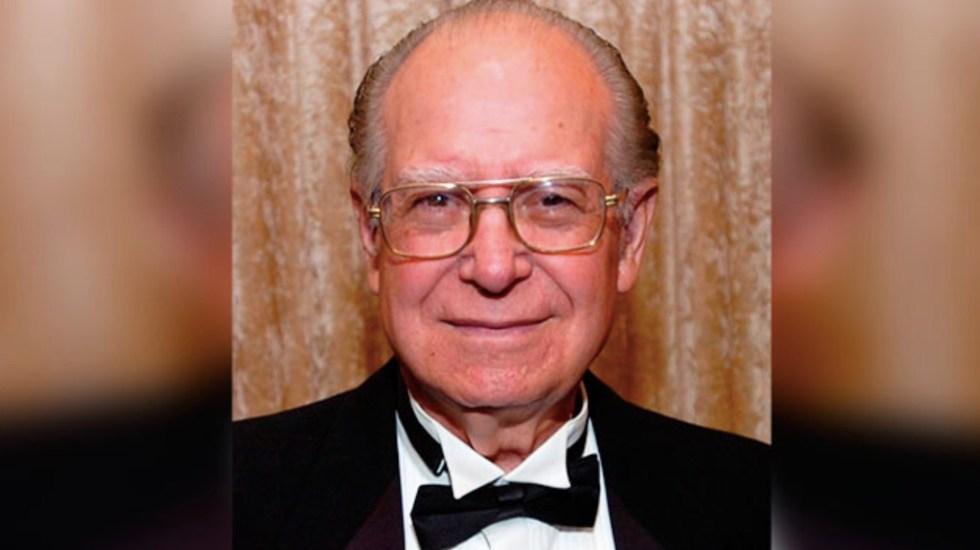 Murió Cruz Reynoso, el primer juez latino del Supremo de California - Cruz Reynoso, el primer juez latino del Supremo de California. Foto de EFE