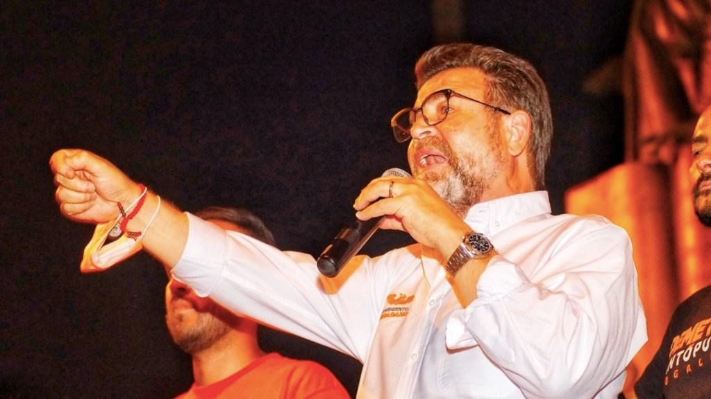 Bours declina y se suma a la alianza PRI-PAN-PRD en Sonora - Ricardo Bours. Foto de @r_rbc