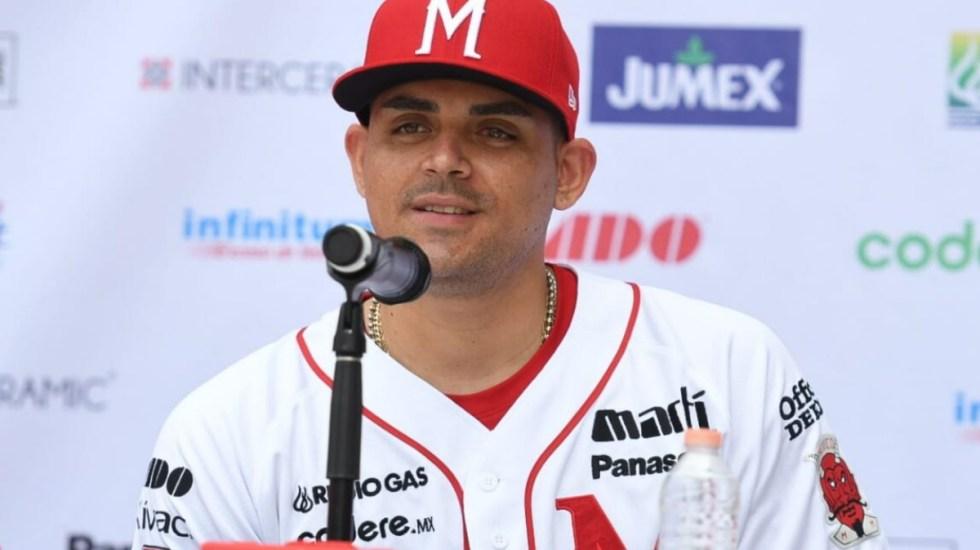Roberto Osuna firma con los Diablos Rojos del México; buscará regresar a Grandes Ligas - Roberto Osuna Diablos Rojos del México