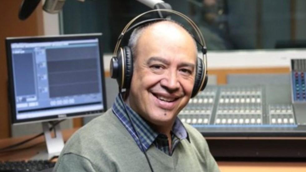 Murió Rubén García, primer locutor del programa 'La Mano Peluda' - Rubén García Castillo