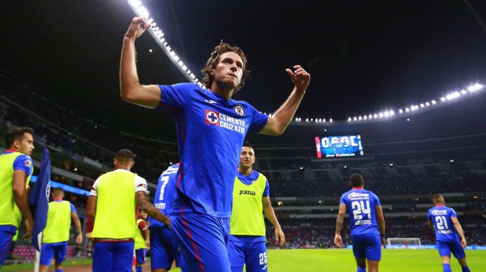 Reynoso apostará al futbol para espantar fantasmas en Cruz Azul - Santiago Giménez Cruz Azul