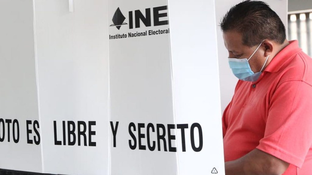 Aumenta la tensión a una semana de las elecciones del 6 de junio - elecciones INE 6 de junio