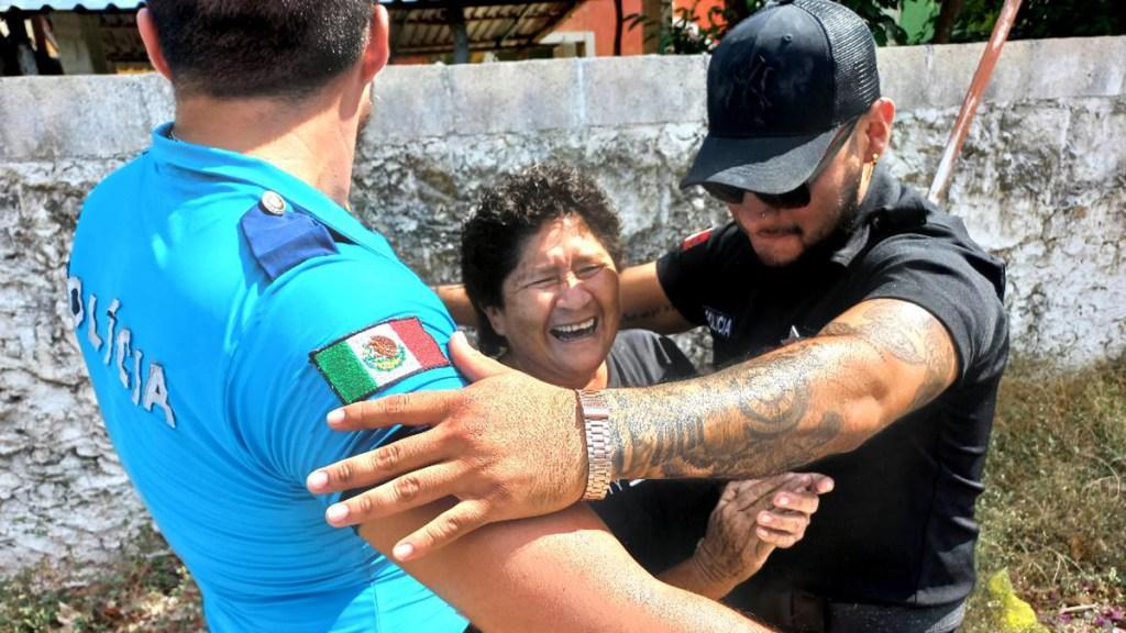 #Video Alcaldesa en Yucatán lleva strippers a mujeres por Día de las Madres - Strippers por Día de las Madres en Ixil. Foto de @AyuntamientoIxil20182021