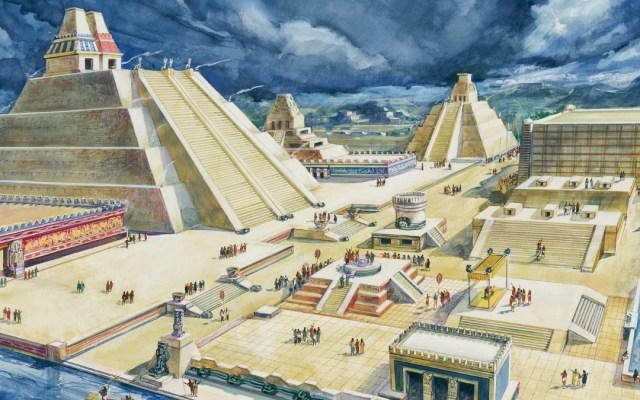 Modificar la fecha de la fundación de Tenochtitlán, una manipulación sin fundamento: Matos Moctezuma - Tenochtitlán