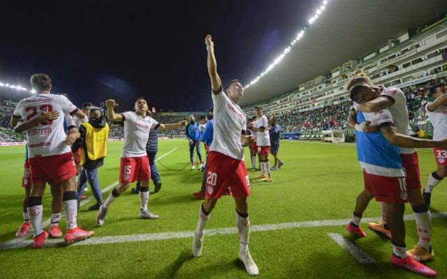 Toluca elimina al campeón León en penales y pasa a Cuartos del Guard1anes 2021 - Toluca partido León cuartos de final Liga MX