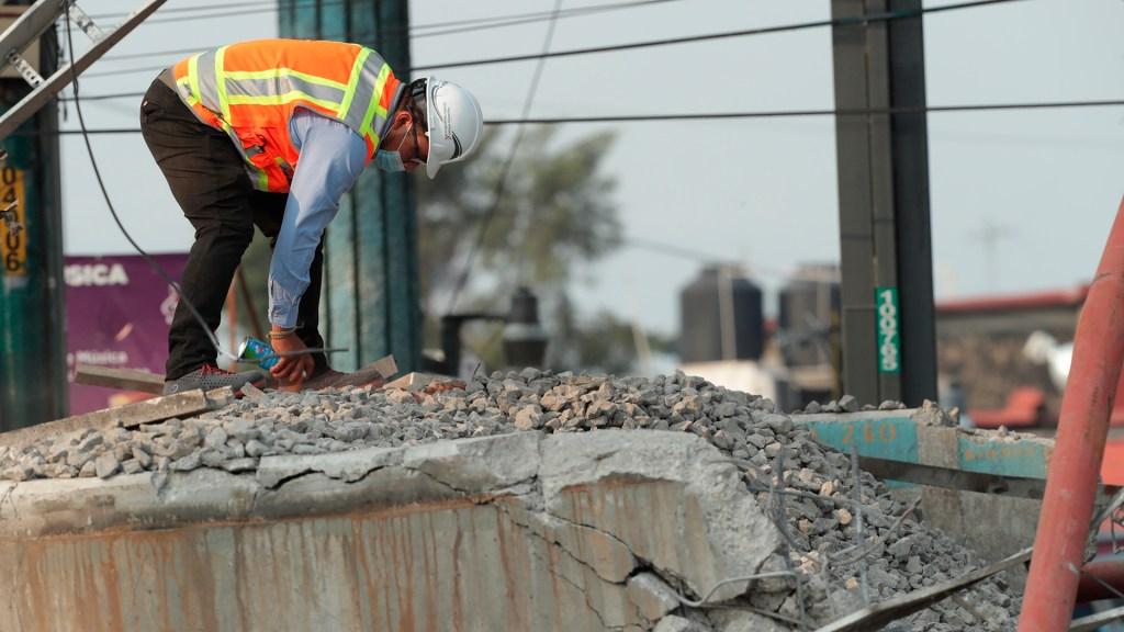 En cinco semanas, primeros resultados del peritaje en Línea 12 del Metro - Línea 12 Metro colapso