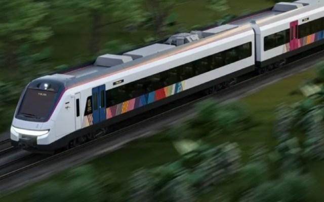 Tren Maya no pasará por el centro de Campeche, confirma Fonatur - Tren Maya diseños 3