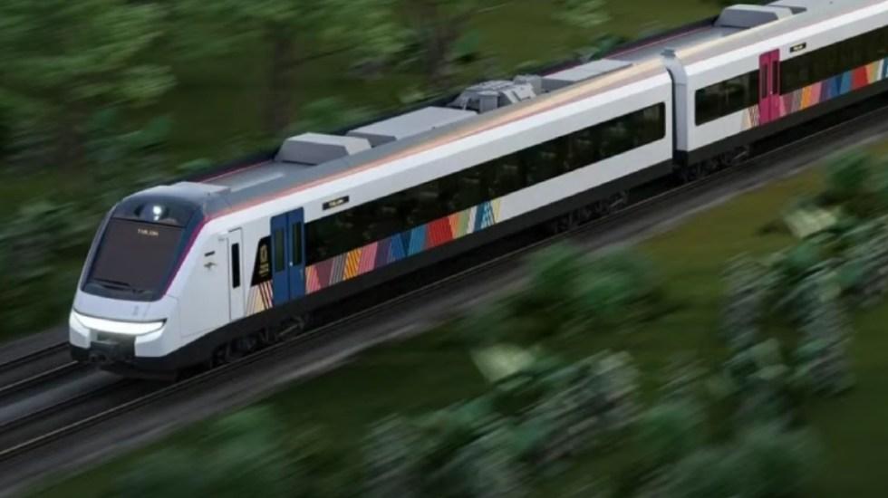 Gobierno de México presenta los diseños del Tren Maya - Tren Maya diseños 3