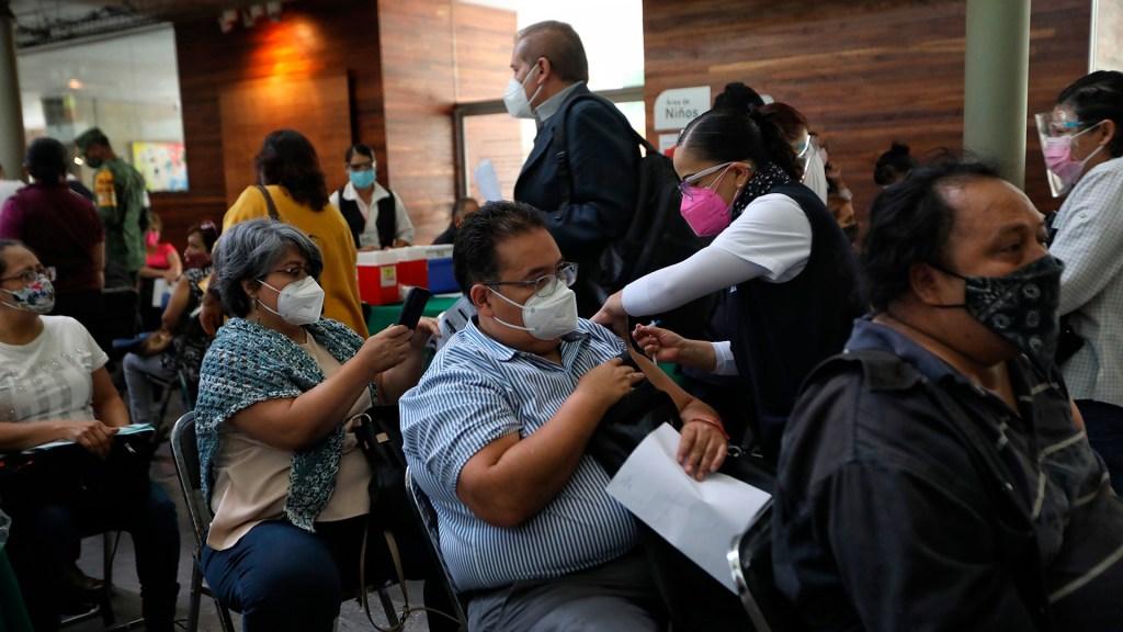 vacunación México