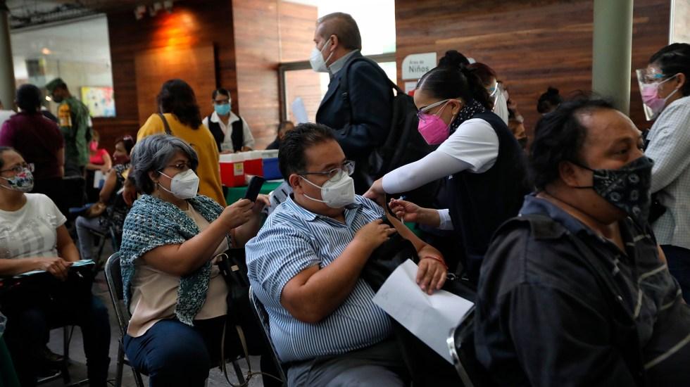 Prevé Gobierno Federal concluir vacunación contra COVID-19 en octubre - vacunación México