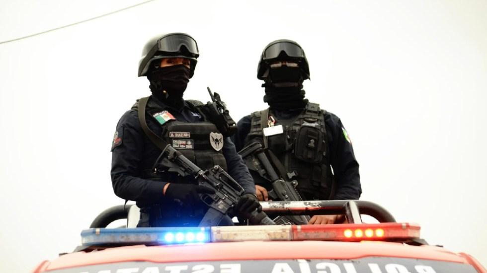 Asesinan a hombre y a bebé cerca de centro de vacunación en Zacatecas - Zacatecas SSP seguridad