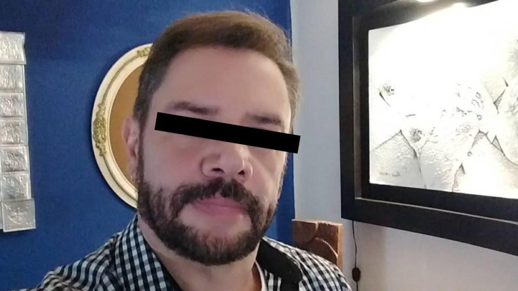 Detienen al actor Héctor Parra por presunto abuso sexual contra su hija - Actor Héctor Parra
