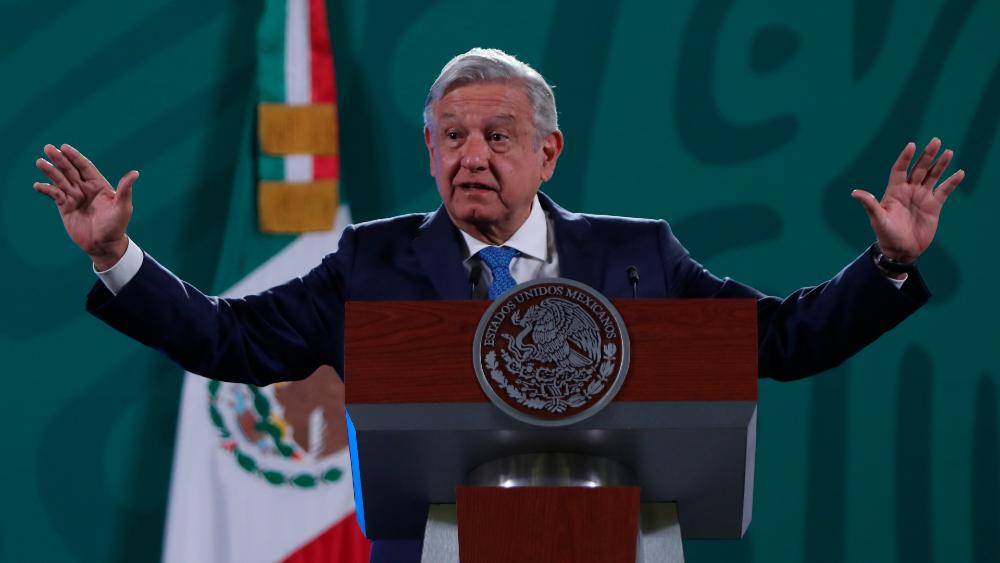 """CDMX avanzó hacia el """"conservadurismo"""", asegura López Obrador - AMLO Lopez Obrador conferencia"""