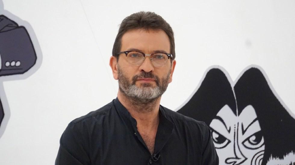Un ser humano imprescindible: AMLO rinde homenaje a Antonio Helguera - Antonio Helguera